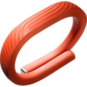 Jawbone UP24 Fitness Tracker, Refurbished - Persimmon - Medium
