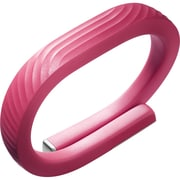Jawbone UP24 Fitness Tracker, Refurbished - Pink Coral - Large
