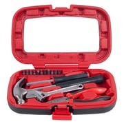 Stalwart 15 Piece Tool Kit - Household Car & Office