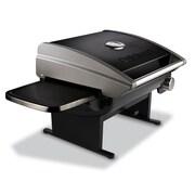 Cuisinart Portable Outdoor Tabletop Propane Gas Grill, 12000 BTU, Black