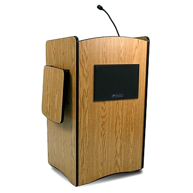 Amplivox Multimedia Computer Lectern with Sound System (MO)