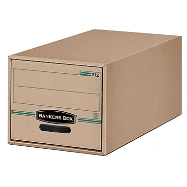 Bankers Box® Recycled Stor/Drawer® Legal-Size Storage Drawer (212)