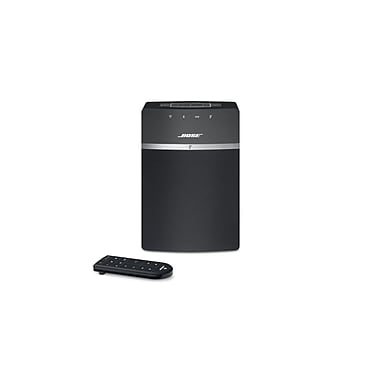 Bose® SoundTouch® 10 Wireless Music System, Black