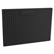 Viper Tool Storage Black Steel Peg Board; 24'' x 36''