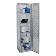 Hallowell Visibility 5 Tier 1 Wide All-Welded Stock Locker