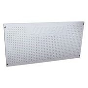 Viper Tool Storage Stainless Steel Peg Board; 24'' x 48''