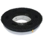 Carlisle Sanitary Maintenance Products Colortech  Nylon .032 Stiff Rotary Brush; 15''