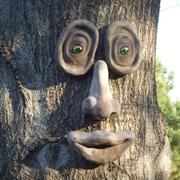 GenuineTreePeeple Oakley Tree Face