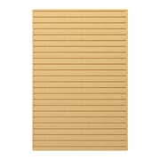 Flow Wall 24 Square Ft. 72''H x 48''W Panel Pack; Maple