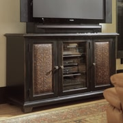 Hooker Furniture Telluride TV Stand; Black