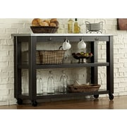Liberty Furniture Keaton Server; Charcoal
