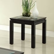 Hokku Designs Senna End Table; Black