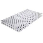 Alligator Board Metal Pegboard Panel Kit without Flange/Gloves