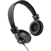 House of Marley MRLYEMJH011CQ Positive Vibration On-Ear Headphones, Charcoal