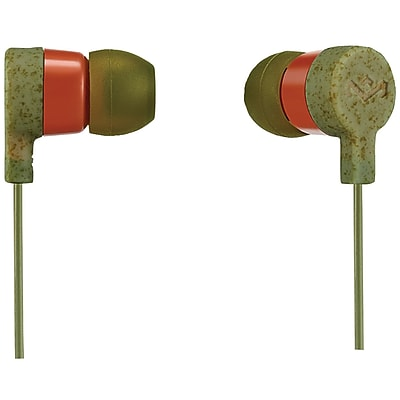 House Of Marley Mystic In-ear Earbuds, Green