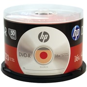 HP 4.7GB DVD-R, 50/pk Spindle