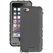 iBattz Refuel Invictus 3200 Armor Case and Belt Clip for Use with iPhone  6/6S IBZAR6BLKV1()