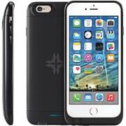 IBATTZ Refuel Invictus 6000 Case for iPhone 6 Plus/6 S Plus (IBZR6PBLKV1)