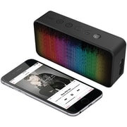 iLuv ILVAM6PARTYBK Aud Mini 6 Party Bluetooth  Speaker with Pulse Led Lights