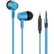 ILUV JWNCTYLTSBL City Lights In-Ear Earbuds with Microphone, Blue