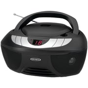 Jensen JENCD475 Portable Stereo CD Player with AM/FM Radio
