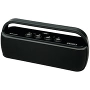 JENSEN JENSMPS627BK Bluetooth  Portable Stereo Speaker, Black