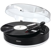 JENSEN Bluetooth  3-Speed Stereo Turntable with Metal Tone Arm (JENJTA455)