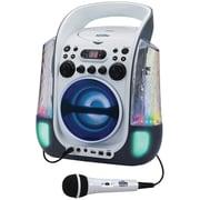 KARAOKE NIGHT CD+G Karaoke Machine with Dancing Water LED Light Show (JENKN275)
