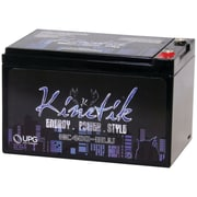 KINETIK UBC40920 HC Blu Series Battery, HC400, 400W, 12 Amp-Hour Capacity, 12V