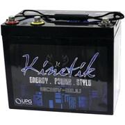 KINETIK UBC40930 HC Blu Series Battery, HC16v, 1,600 Watts, 50 Amp-Hour Capacity, 16 Volts
