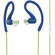 Koss Fitclips Earbuds With Microphone (blue)