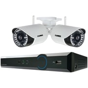 LOREX LORLH04141TC2W 4-Channel 720p DVR with 1TB Hard Drive and 2 Wireless 720p HD Cameras