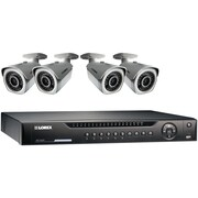Lorex LORLNR4082TC4B 8-Channel NVR with 4 PoE 1080p HD IP Bullet Cameras