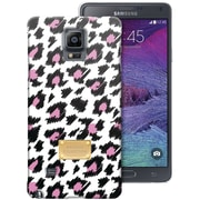 The Macbeth Collection Iconic Hard-shell Case for Use with Samsung  Galaxy Note  4, Kitty (MEYMBGN403KIT)