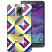 The Macbeth Collection Iconic Hard-shell Case for Use with Samsung  Galaxy Note  4, Tribeca (MEYMBGN403TRI)
