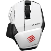 Madcatz MAD437170001 Office R.A.T. M Wireless Mobile Mouse, White