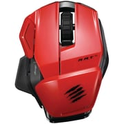 MADCATZ MAD437170013 Office R.A.T. M Wireless Mobile Mouse, Red