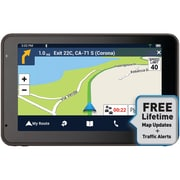 "Magellan Roadmate  5465t-lmb 5"" GPS Device With Bluetooth  & Free Lifetime Maps & Traffic Updates"