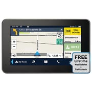 "Magellan Roadmate  Commercial Truck Rc9485t-lmb 7"" GPS Device With Lifetime Maps & Traffic Updates"