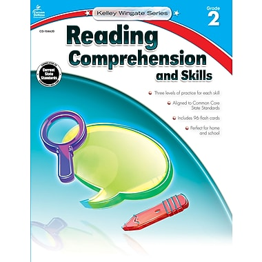 Reading Comprehension and Skills Workbook, Grade 2 / Ages 7 - 8