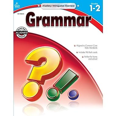 Grammar Workbook Kelley Wingate, Grades 1-2