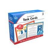 Carson-Dellosa™ CenterSolutions® Write-On/Wipe-Away Task Cards, Grade 3