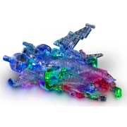 Laser Pegs 24-in-1 Space Ship Kit
