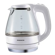 Ovente 1.59 Qt. Electric Tea Kettle; White