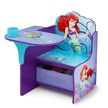 Disney Little Mermaid Desk