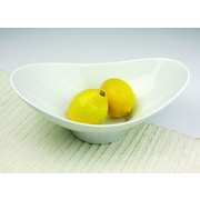 Omniware Entertainment Scoop Pedestal Fruit Bowl