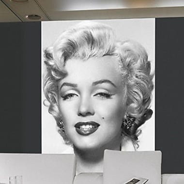 brewster home fashions ideal decor marilyn monroe wall blog movies marilyn monroe wall murals decals