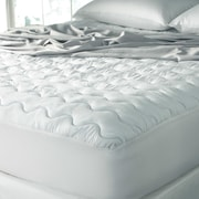 Sealy Easy Care Waterproof Microfiber 200 Thread Count Mattress Pad; Twin Extra Large
