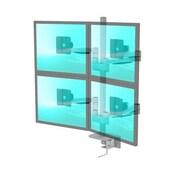 Best Mounting LCD Monitor 4 Screen Desktop Mount