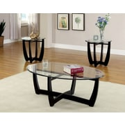 Hokku Designs Kamillo 3 Piece Coffee Table Set (Set of 3)